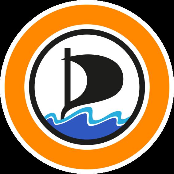 Logo der Piraten Rhein-Sieg