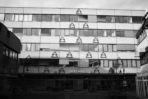 Rathaus Siegburg am Nogenter Platz